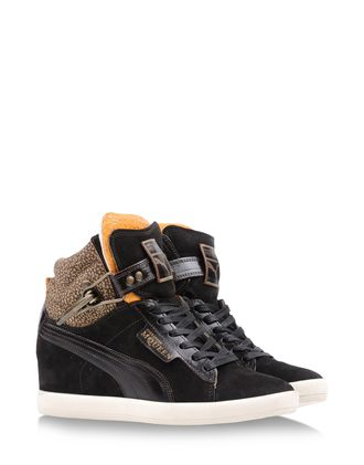 High-tops - ALEXANDER MCQUEEN PUMA