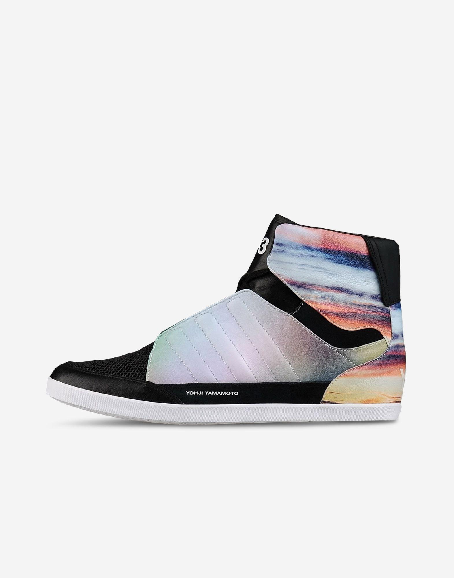 9e019480a8d9 ... Y-3 Y-3 Honja High High-top sneakers Man f ...