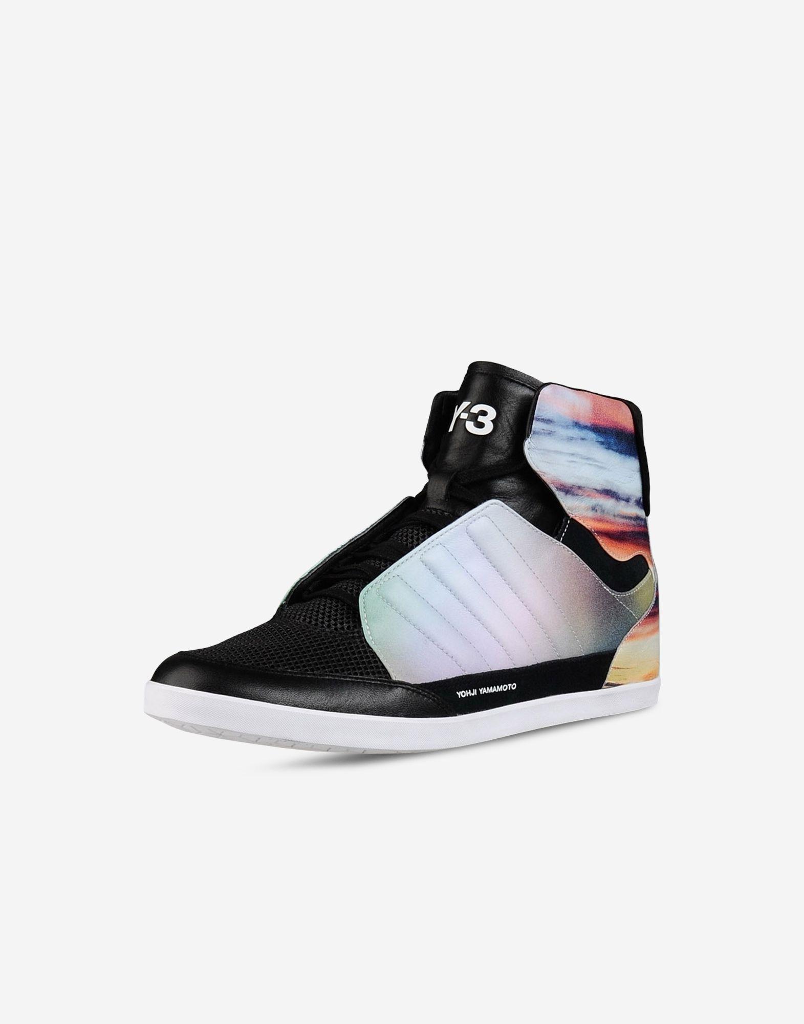 d0a4abd1406d ... Y-3 Y-3 Honja High High-top sneakers Man r ...