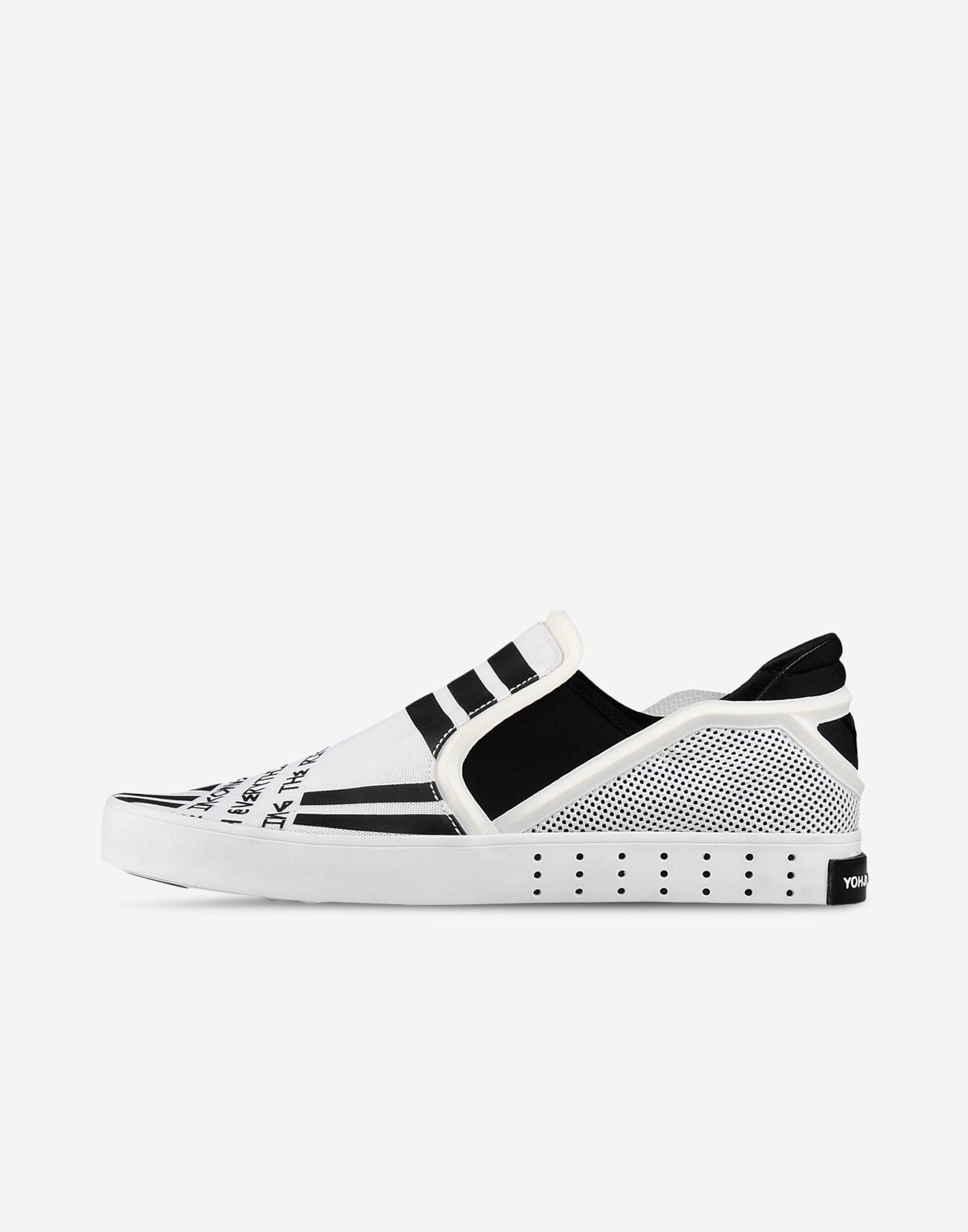1d19568a1adef ... Y-3 Y-3 Laver Slip-On Sneakers Man f ...