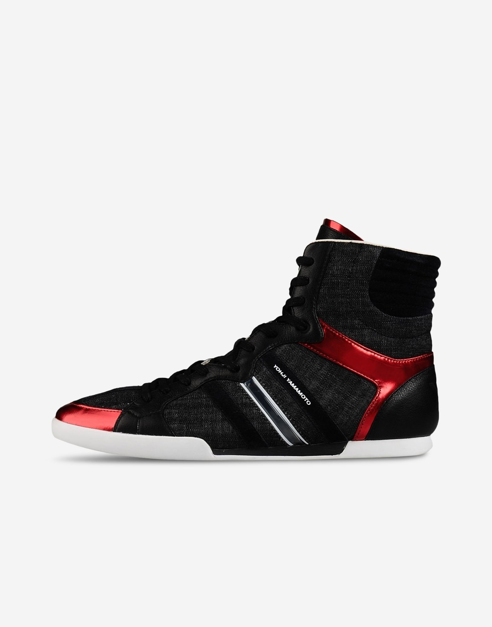 buy popular 17a26 26d76 ... Y-3 Y-3 Sala High High-top sneakers Man f ...