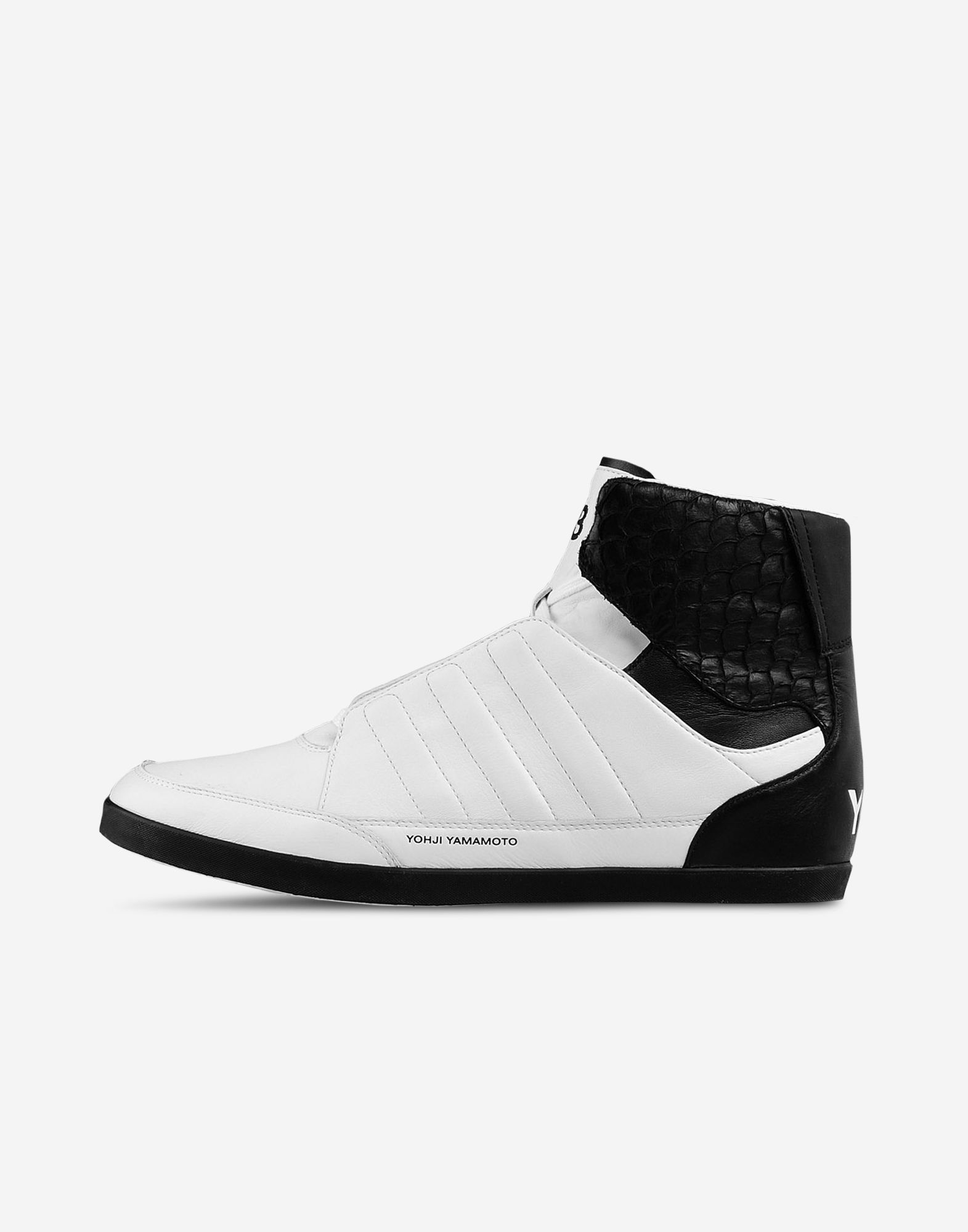 2ad3ad4d565e6 ... Y-3 Y-3 Honja High High-top sneakers Man f ...