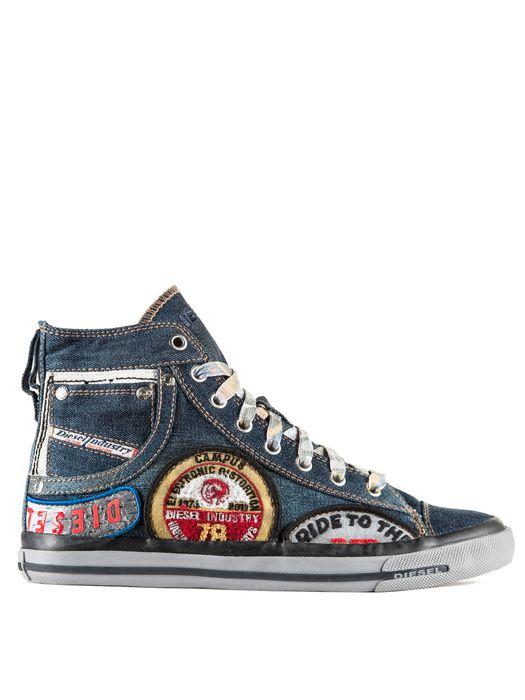 DIESEL REBOOT DENIM SNEAKER Sneaker D f