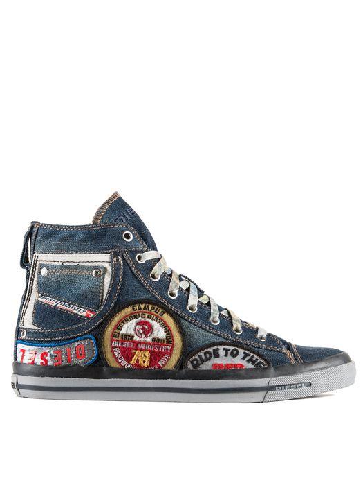 DIESEL REBOOT DENIM SNEAKER Casual Shoe U f