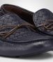 BOTTEGA VENETA DRIVER IN PRUSSE INTRECCIATO CERVO Mocassin or Slipper U ap