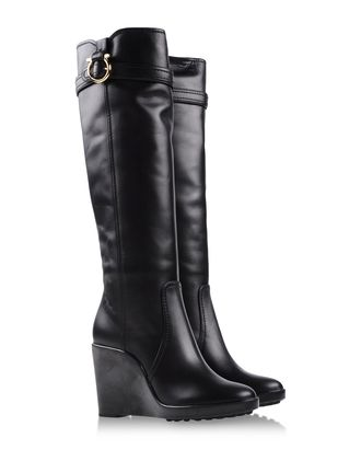 Tall boots - SALVATORE FERRAGAMO