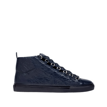 BALENCIAGA Arena Sneakers U Shiny effect High Sneakers f