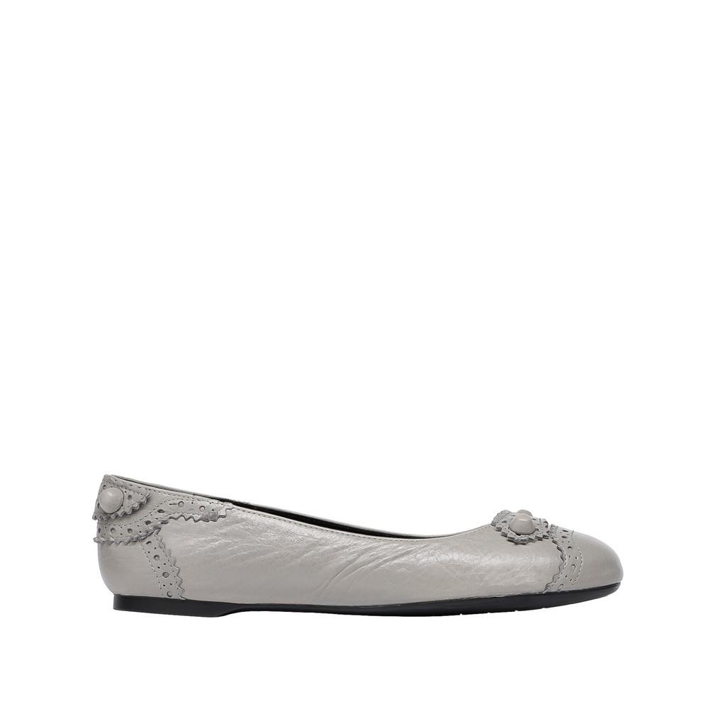 BALENCIAGA Balenciaga Brogues Bailarinas Zapatos planos D f
