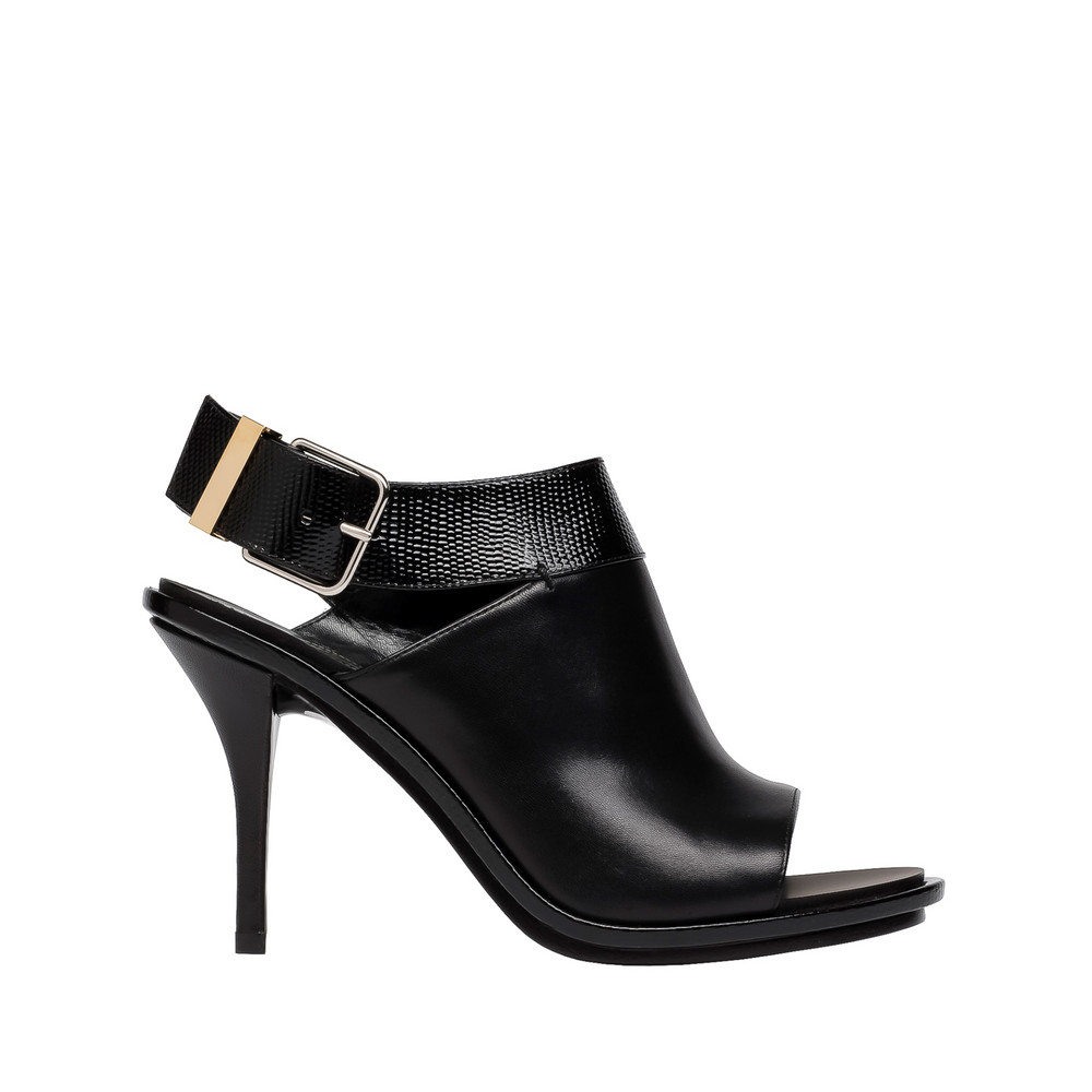 BALENCIAGA Balenciaga Glove Curve Sandals Sandal D f