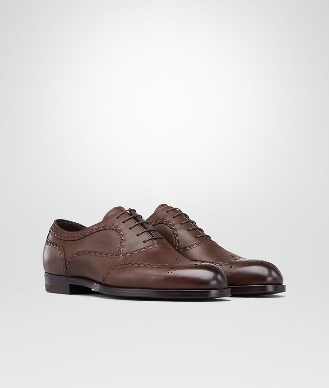BOTTEGA VENETA YORK IN EDOARDO CALF Lace Up U fp