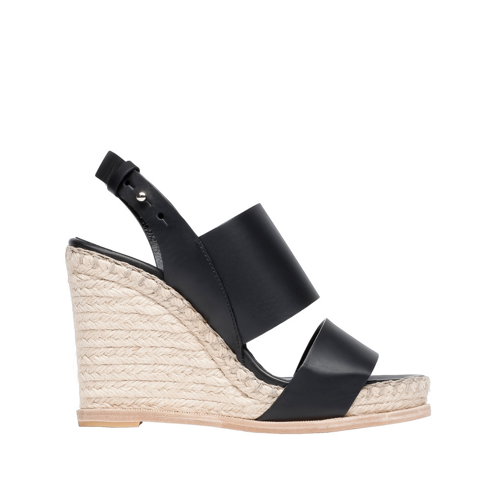 BALENCIAGA Balenciaga Rope Sandals  Wedge D f