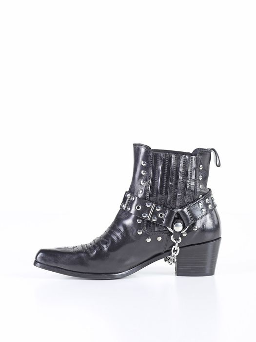 DIESEL BLACK GOLD ROSE Chaussures D a