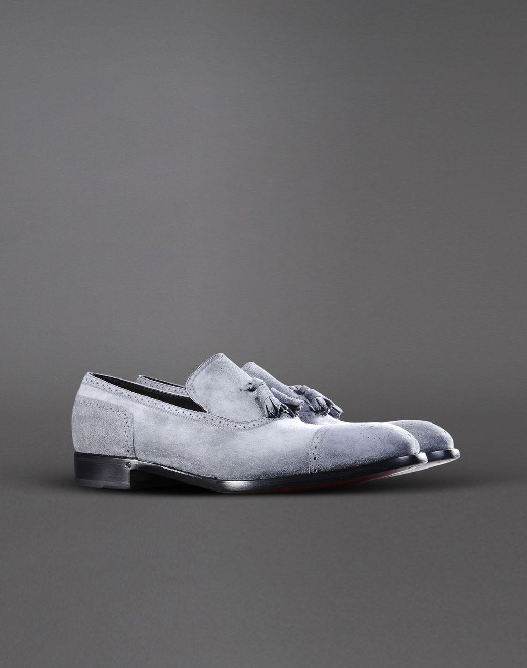 BRIONI ANTHONY LOAFER  Leisure Shoes U e