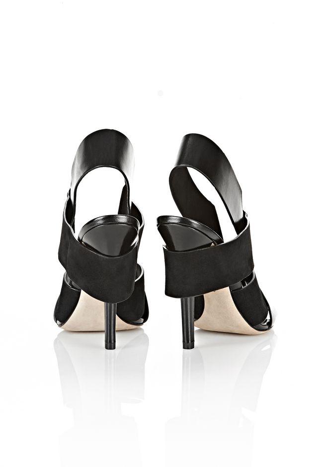 ALEXANDER WANG MALGOSIA HIGH HEEL SANDALS Adult 12_n_e