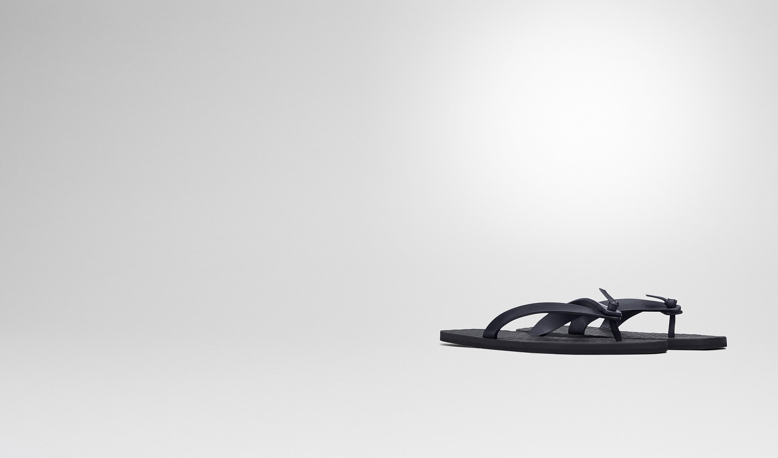BOTTEGA VENETA Sneaker or Sandal U Prusse Cuir Sandal pl