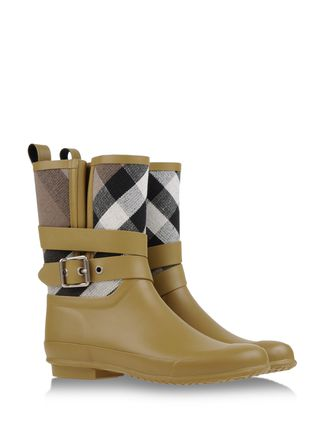 Ankle boots - BURBERRY BRIT