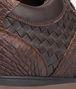BOTTEGA VENETA Sneaker Espresso in Intrecciato Calf e Caimano Morbido Sneakers U ap