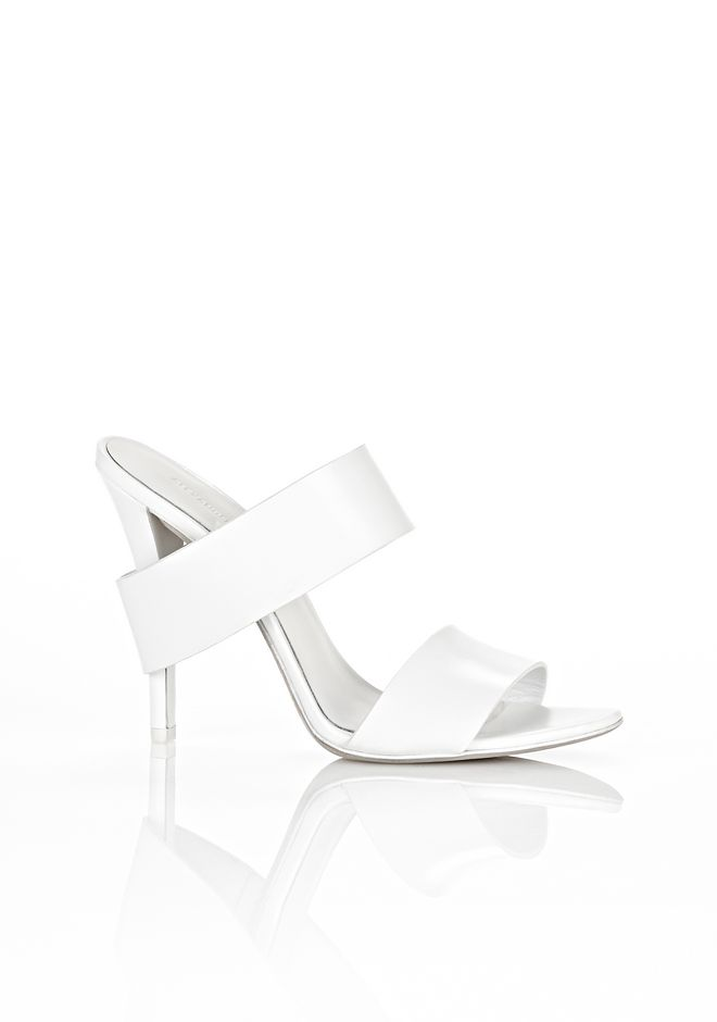 ALEXANDER WANG MASHA HIGH HEEL SANDALS Adult 12_n_f