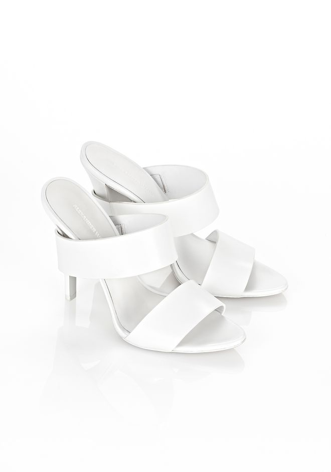 ALEXANDER WANG MASHA HIGH HEEL SANDALS Adult 12_n_r
