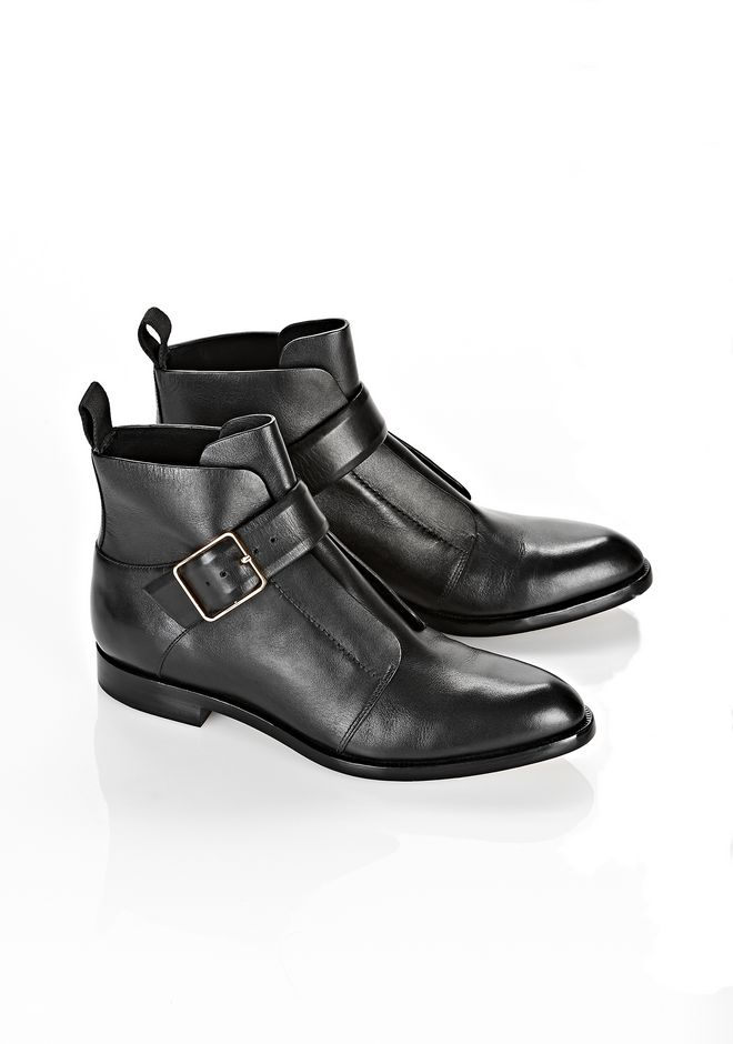 ALEXANDER WANG LENA ANKLE BOOT BOOTS Adult 12_n_r