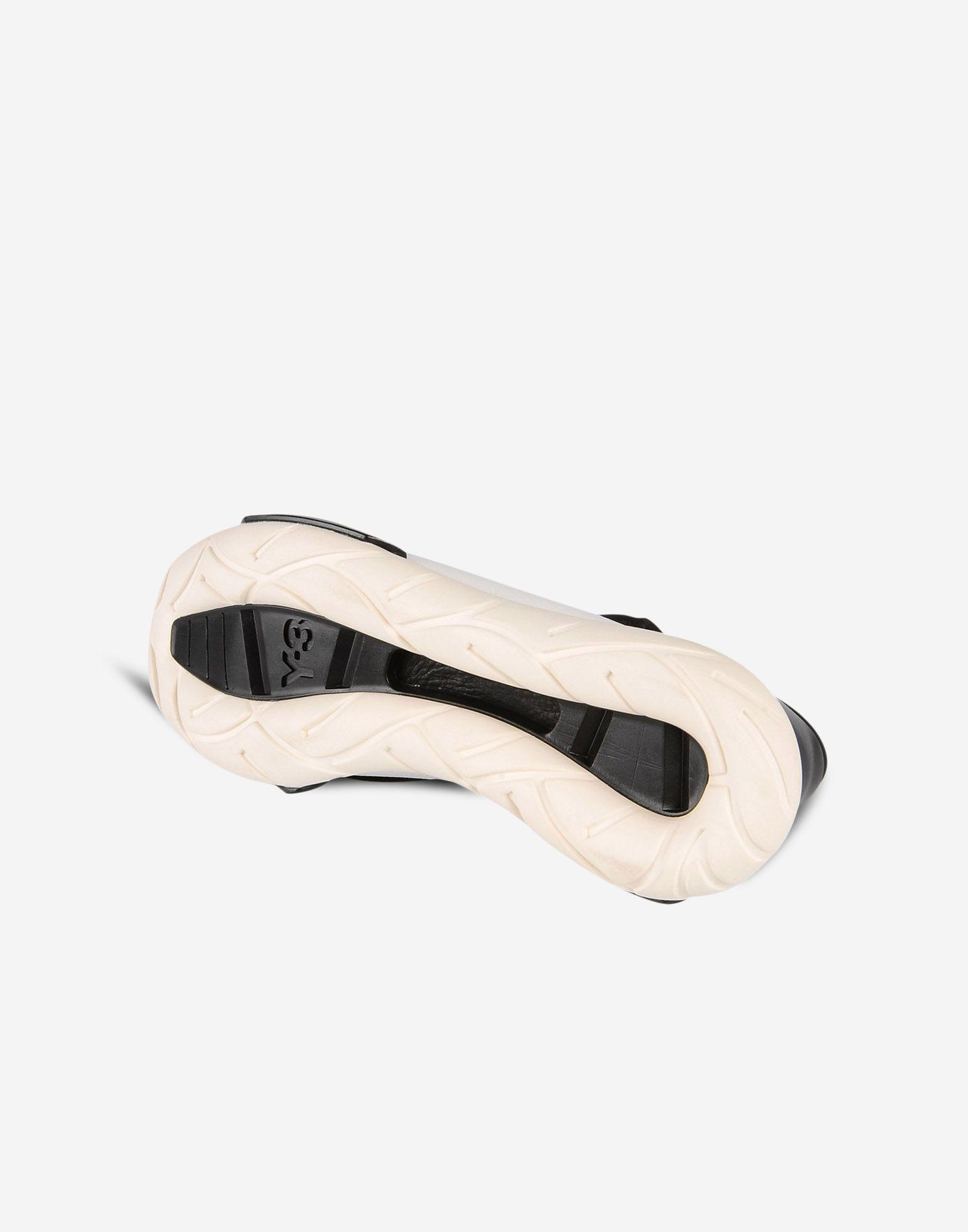 2f29291f35c26 Y-3 Y-3 Qasa Shell Sneakers Man e ...