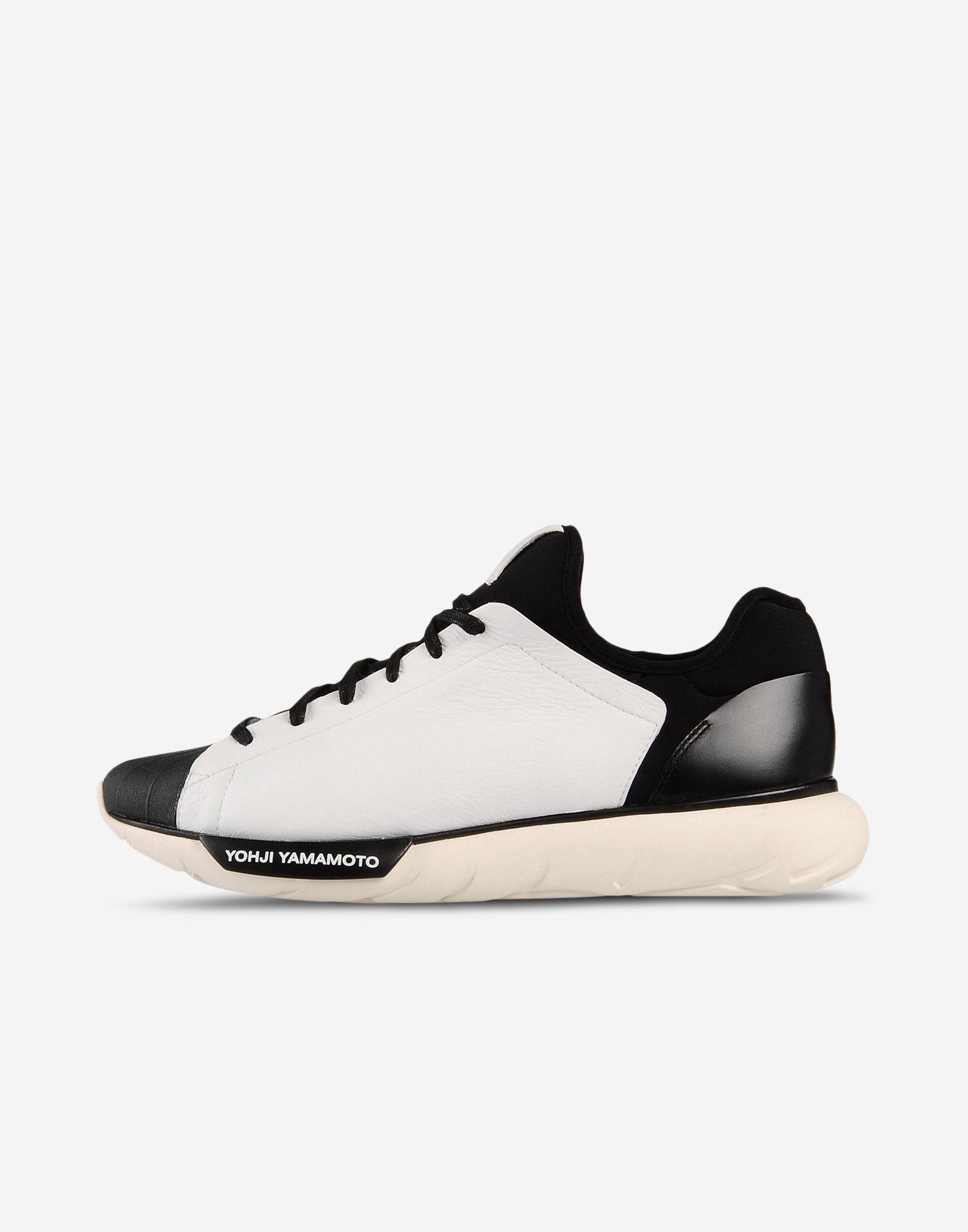 77a543640deb8 ... Y-3 Y-3 Qasa Shell Sneakers Man f ...