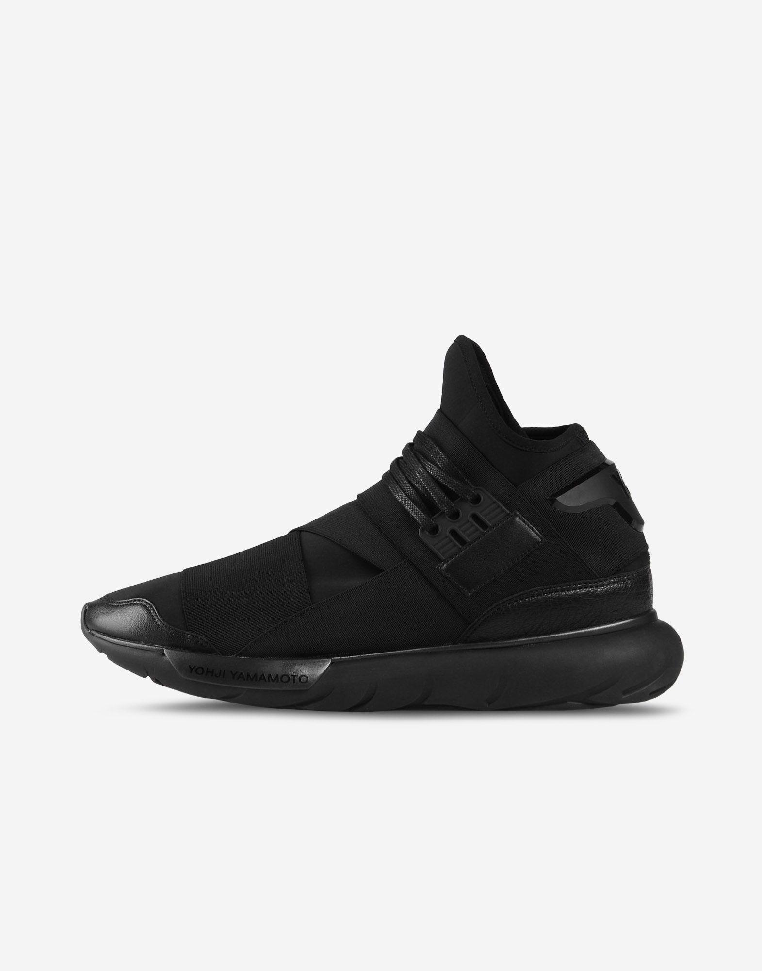 1a5da59ba65da ... Y-3 Y-3 Qasa High Sneakers Man ...