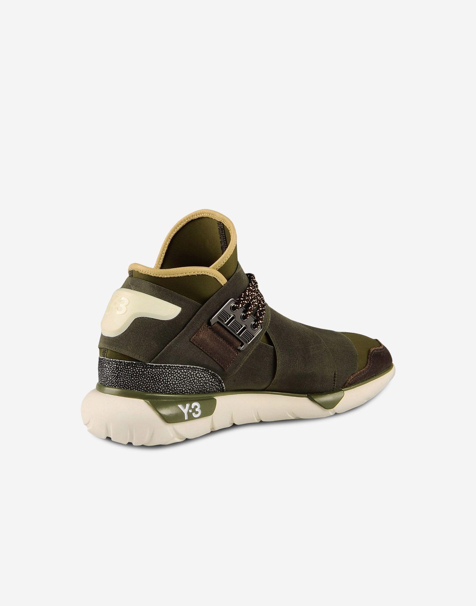 d7412d5b617e ... Y-3 Y-3 Qasa High Sneakers Man d ...