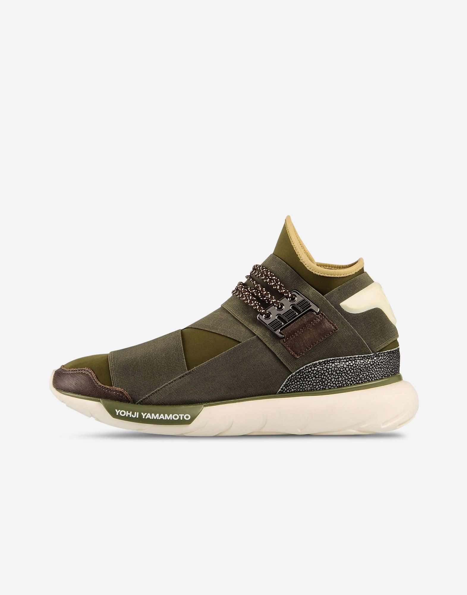 ff8f804f9dd0 ... Y-3 Y-3 Qasa High Sneakers Man f ...