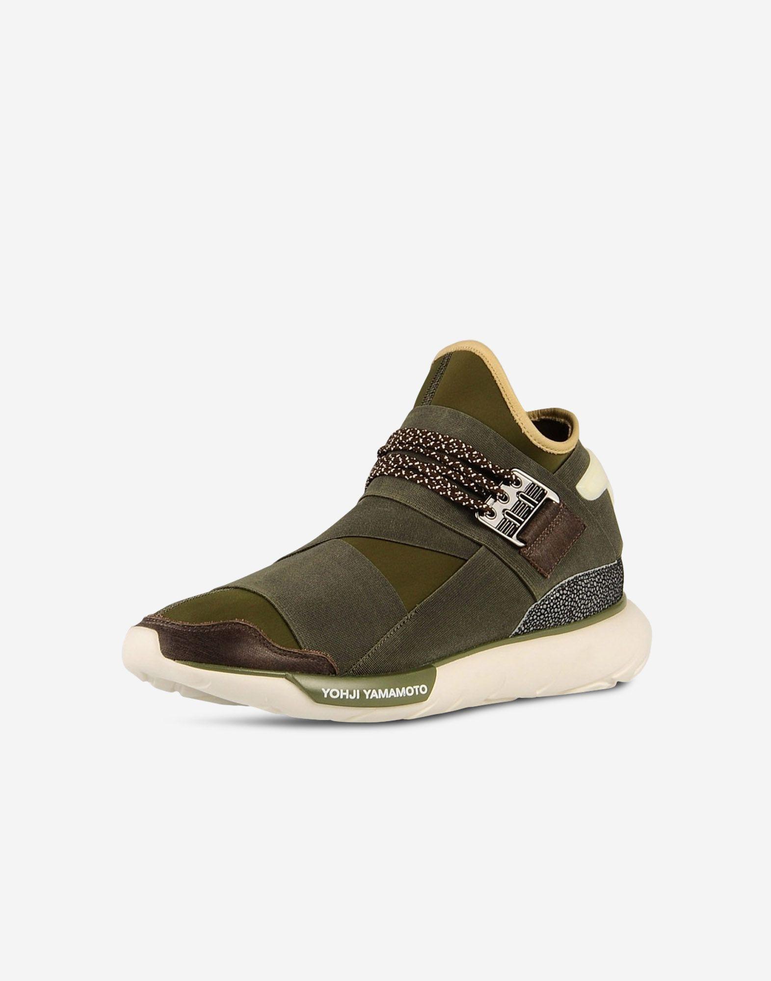 a38220b3f74d ... Y-3 Y-3 Qasa High Sneakers Man r ...