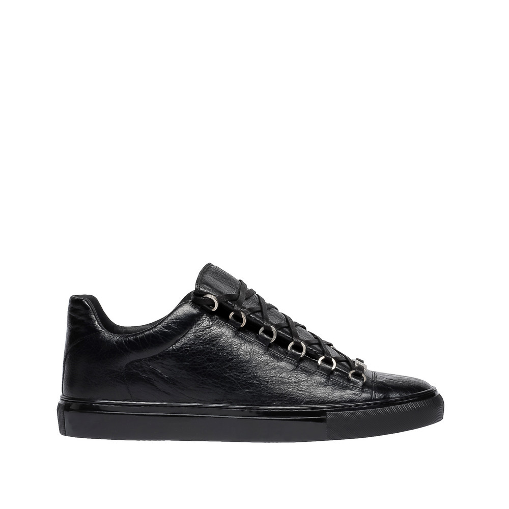 BALENCIAGA Arena Shiny effect Low Sneakers Arena Sneakers U f