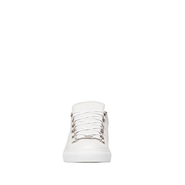 Balenciaga Arena Shiny effect Low Sneakers
