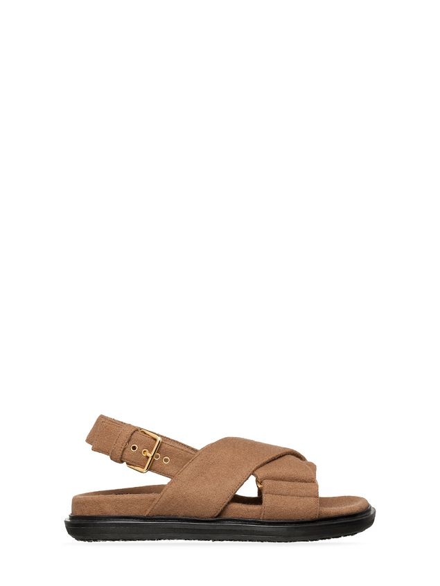 Leather FUSSBETT Sandals Spring/summer Marni d3L9IS