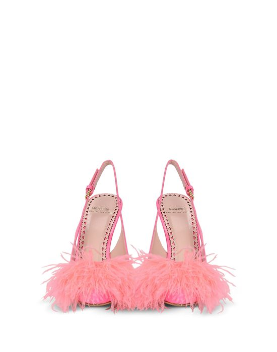 Slingbacks Woman MOSCHINO CHEAP AND CHIC