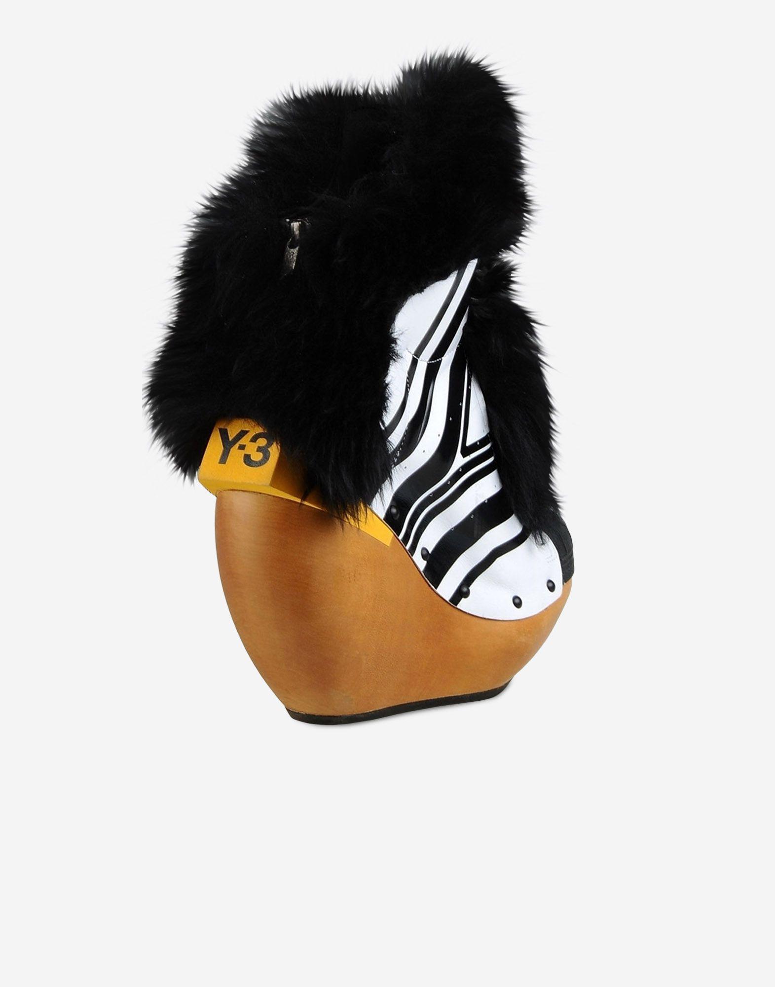 Y-3 Y-3 Iyoka Ankle boots Woman d