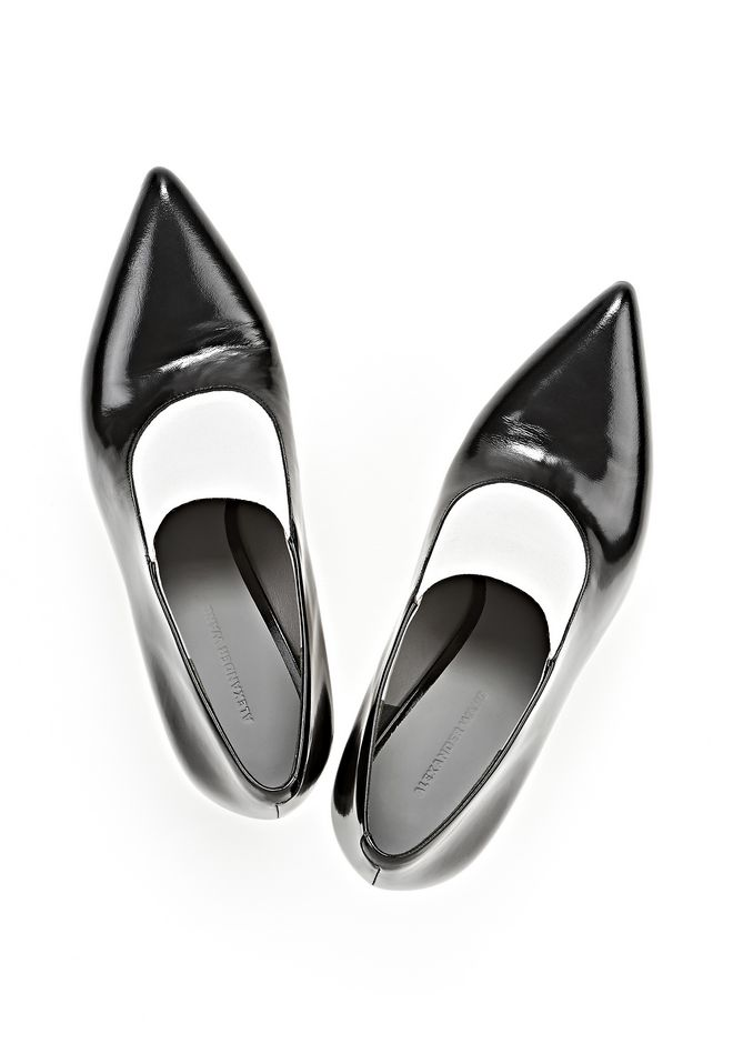 ALEXANDER WANG NATASA SLIP ON PUMP Heels Adult 12_n_d