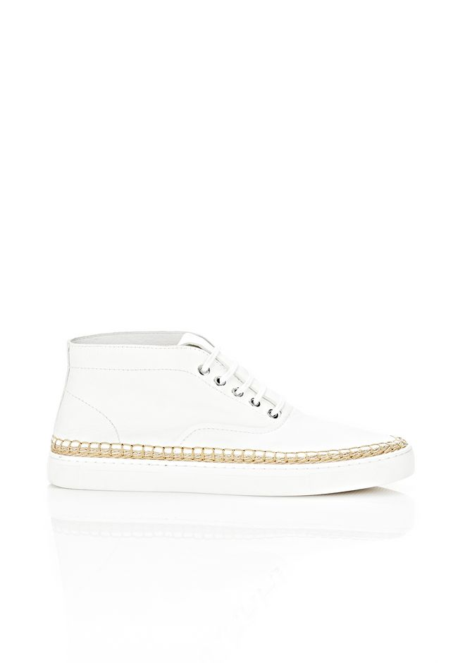 ALEXANDER WANG ASHER HIGH TOP SNEAKER Sneakers Adult 12_n_f
