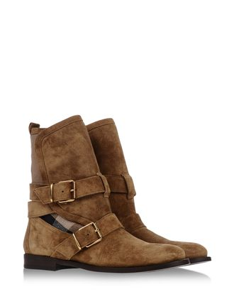 Ankle boots - BURBERRY LONDON