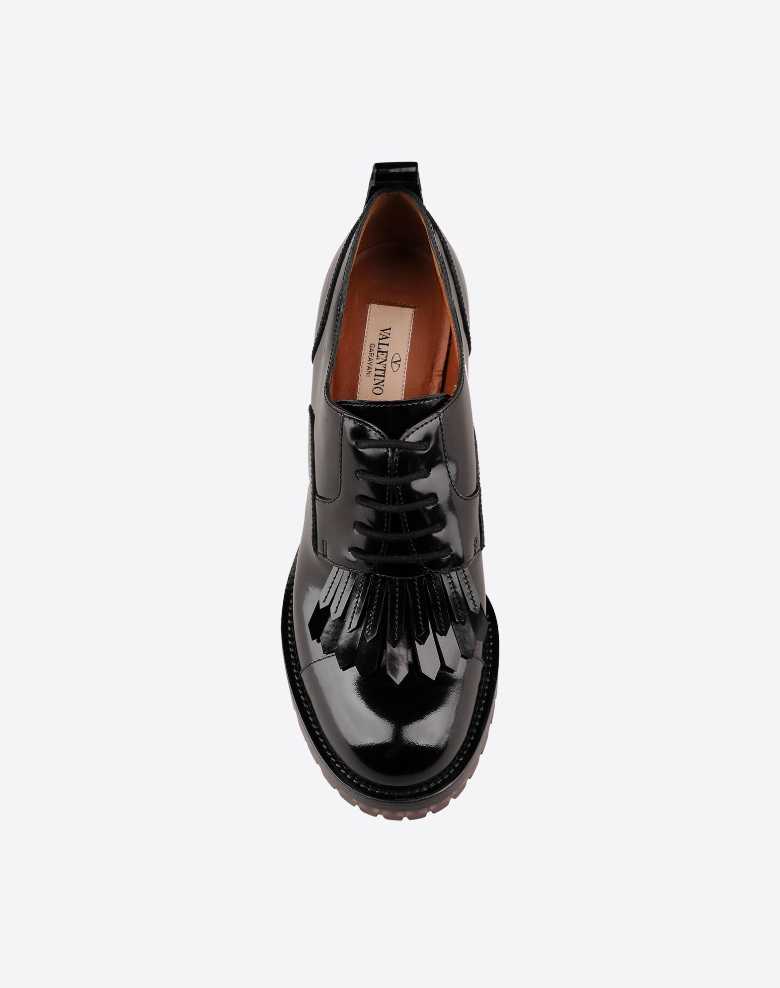 VALENTINO GARAVANI HWS00665-AVAV01 0NO Laced shoes D a