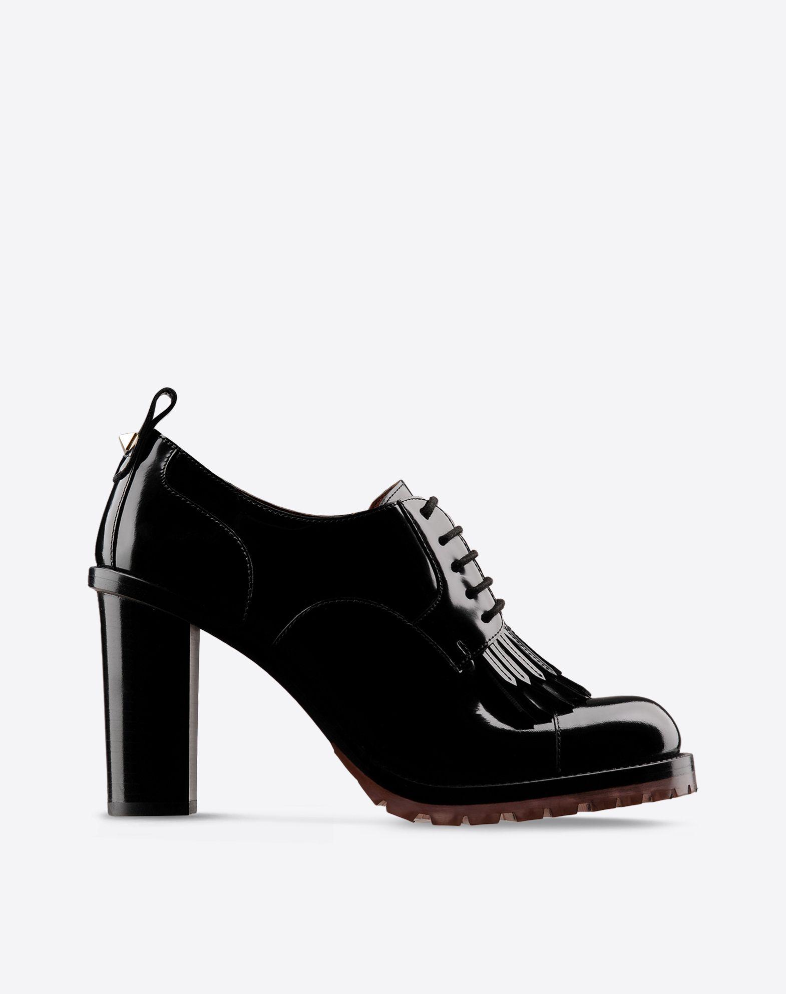 VALENTINO GARAVANI HWS00665-AVAV01 0NO Laced shoes D f