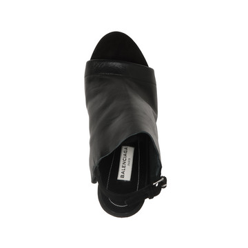 BALENCIAGA Wedge D Balenciaga Glove Wedge Sandals f