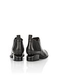 ALEXANDER WANG KORI BOOT WITH RHODIUM  Ankle boots Adult 8_n_d
