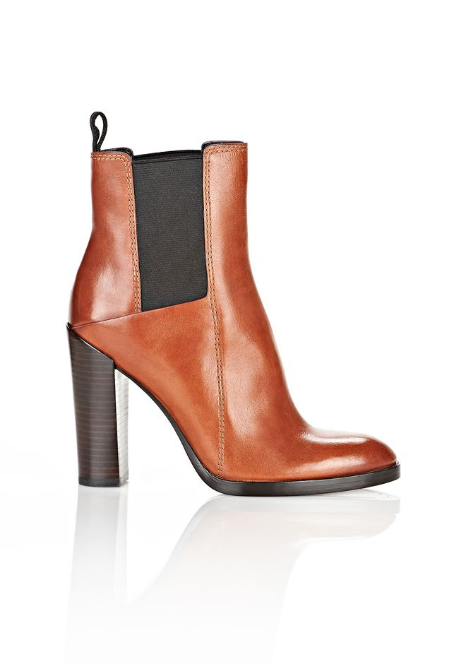 ALEXANDER WANG THEA ANKLE BOOTIE BOOTS Adult 12_n_f
