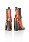 ALEXANDER WANG THEA ANKLE BOOTIE BOOTS Adult 8_n_e