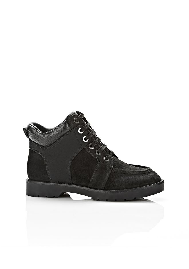 ALEXANDER WANG KILEY HIKING BOOT BOOTS Adult 12_n_f