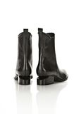 ALEXANDER WANG ANOUCK BOOT WITH MATTE BLACK  BOOTS Adult 8_n_e