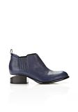ALEXANDER WANG KORI OXFORD WITH RHODIUM FLATS Adult 8_n_f