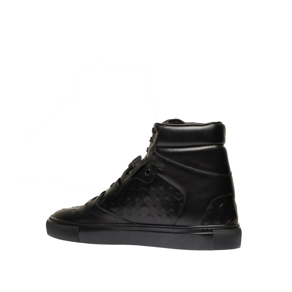 BALENCIAGA Sneaker U Balenciaga Monochrome High Sneakers i