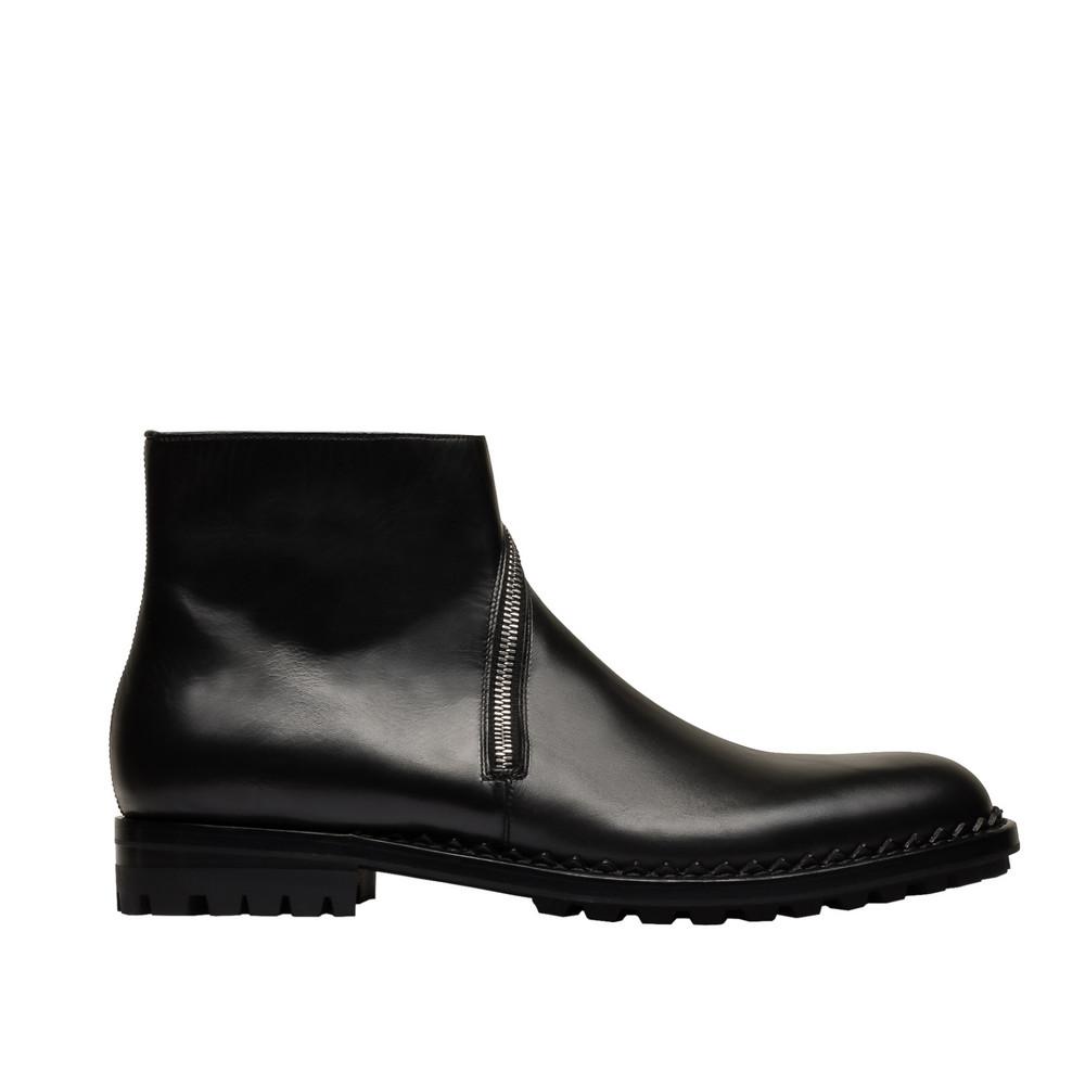 BALENCIAGA Balenciaga Zip Ankle Boots Ankle boot U f