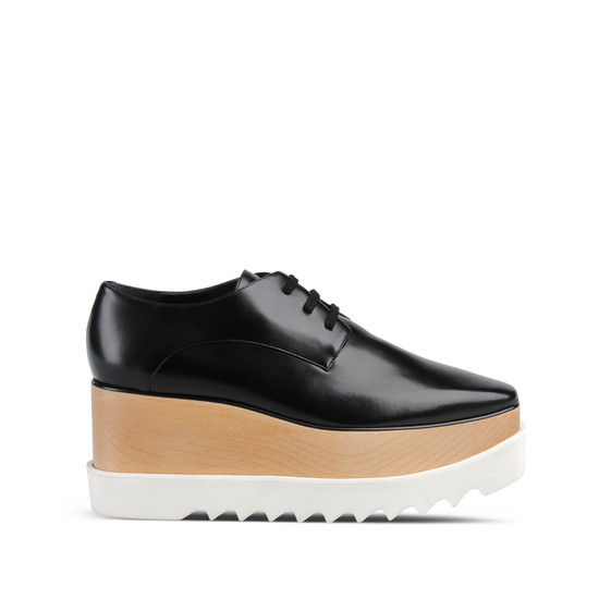 Chaussures noires Elyse